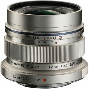 Olympus M.Zuiko 12mm f/2.0