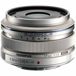 Olympus – M.Zuiko 17mm/f1.8