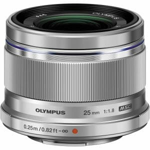 Olympus – M.Zuiko 25mm/f1.8