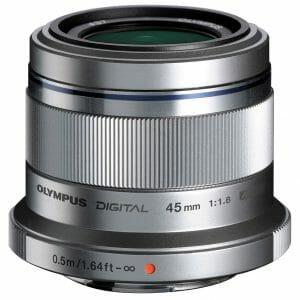 Olympus – M.Zuiko 45mm/f1.8