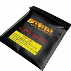 Bronto – LiPo-bag (L) 300x230mm