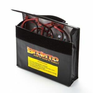 Bronto – LiPo-bag (M) 240x180x65mm