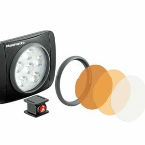 Manfrotto – Lumie Art LED Lys