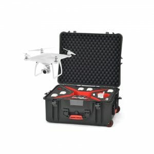 HPRC – Koffert Phantom 4 (med hjul)