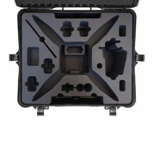 HPRC – Koffert Phantom 3 (med hjul)