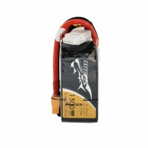 Gens Ace – Tattu 3S 1300mAh 75C Racing LiPo