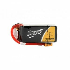 Gens Ace – Tattu 4S 1300mAh 75C Racing LiPo