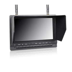 Ground Station FPV Monitor 10″ (32Ch)
