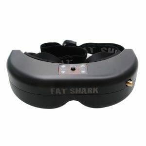 Fat Shark – Teleporter V5 FPV Goggles – Komplett