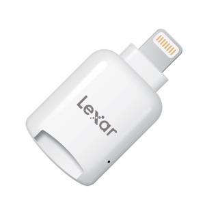 Lexar MicroSD Reader – Lightning Connector