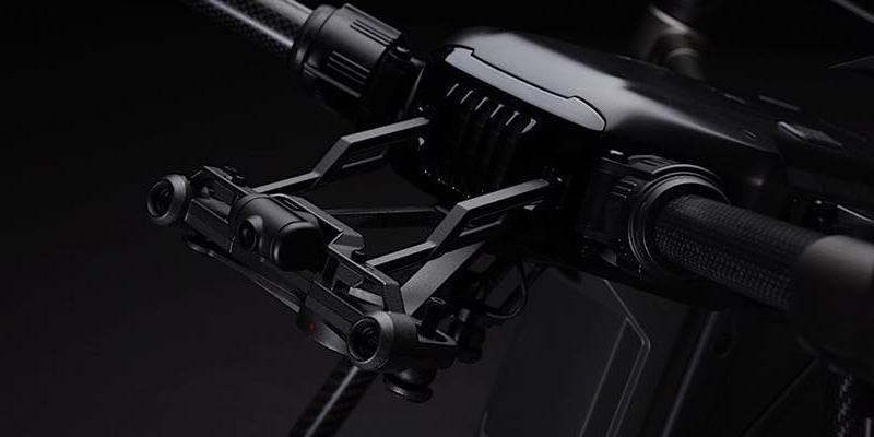DJI Matrice 200 - FPV Camera Front