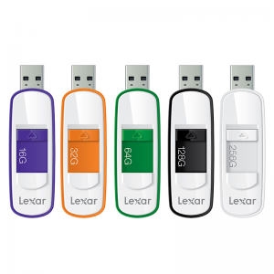 Lexar – Jumpdrive S75 USB 3.0 128GB