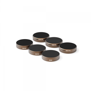 PolarPro – Phantom 4 Pro Filters – Cinema Series – 6-pack
