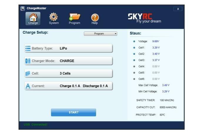 SkyRC B2AC+ V2