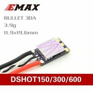 Emax – D-SHOT Bullet Series 30A (BLHELI_S)