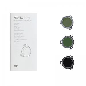 DJI – Mavic Pro ND Filter Set (ND4/ND8/ND16)