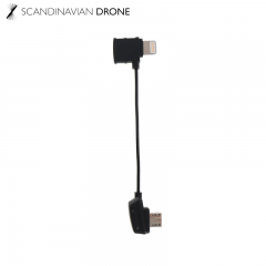 DJI – Mavic Pro RC Cable (Lightning Connector)