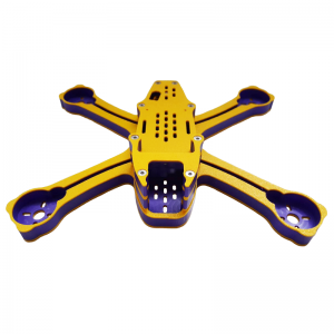 RaGG-e Curse (Purple/Yellow)