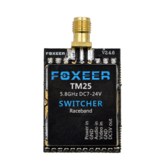 Foxeer – TM25 Switcher VTx