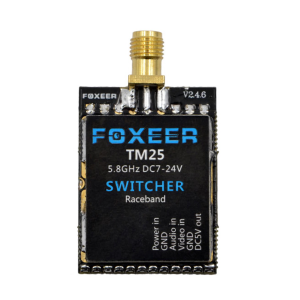 Foxeer – TM25 Switcher VTx