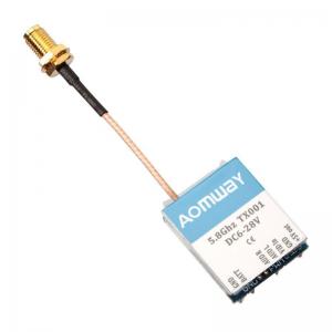 Aomway – TX001B videosender (25/200/600mw)