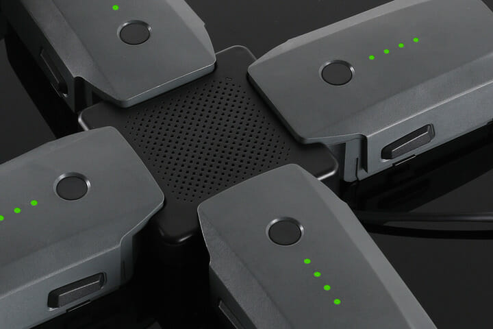 Mavic Battery Charging Hub Advanced