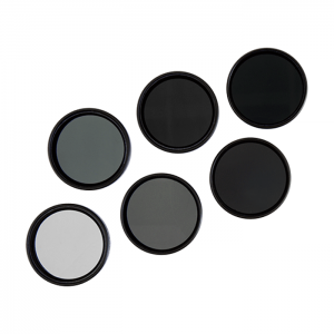 PolarPro – Phantom 3/4 Filter 6-pack