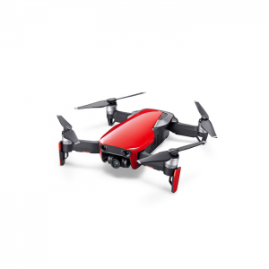 "DJI – Mavic Air ""Flame Red"" (Fly More Combo)"
