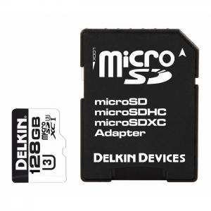 Delkin – MicroSDHC 660x (128GB)