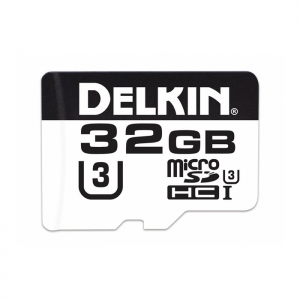 Delkin MicroSD 660x 32GB