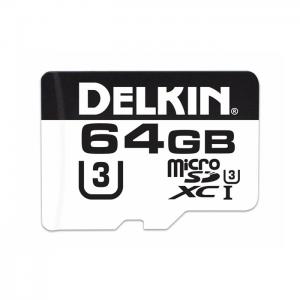 Delkin – MicroSDHC 660x (64GB)