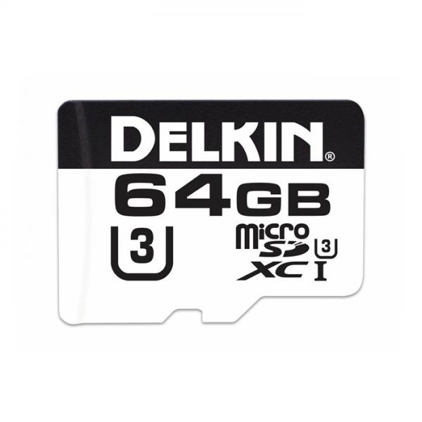 Delkin MicroSD 660x 64GB