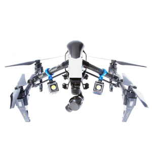 LumeCube – Mounts for DJI Inspire
