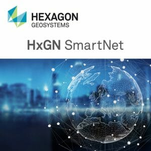 Hexagon – SmartNet (NTRIP RTK)