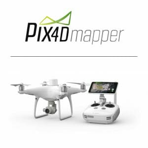 DJI – Phantom 4 RTK + Pix4Dmapper combo