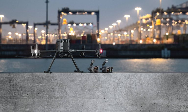 Industriell Drone