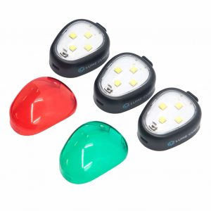 Lume Cube – Strobe Anti-Collision Light 3-pack