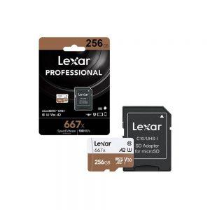 MicroSD kort